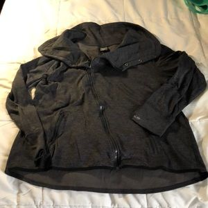 Champion Size XXL Active Jacket Charcoal